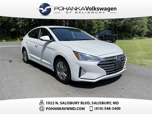 2020 Hyundai Elantra SEL Salisbury MD