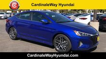 2020_Hyundai_Elantra_Sport_ Corona CA