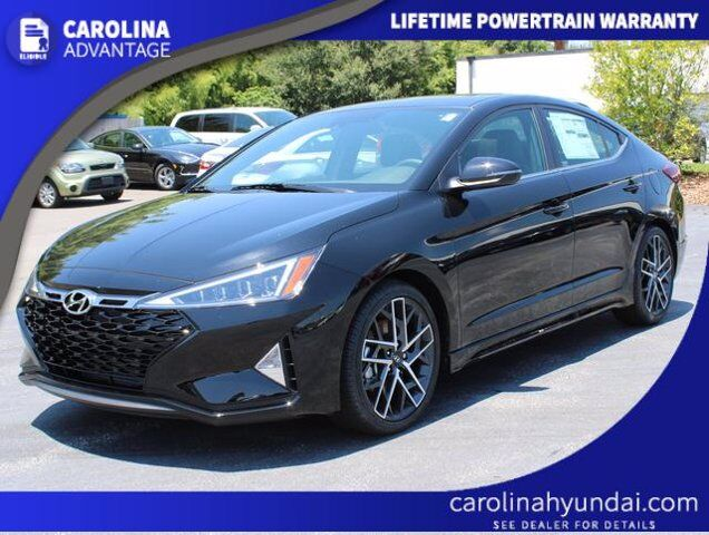 2020 Hyundai Elantra Sport High Point NC