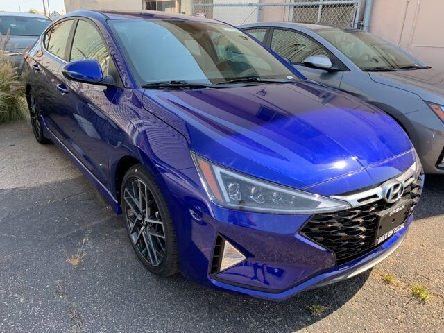 2020 Hyundai Elantra Sport National City CA