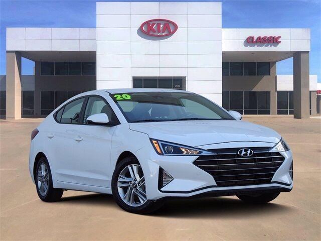 2020 Hyundai Elantra Value Edition Carrollton TX
