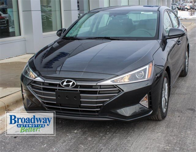 2020 Hyundai Elantra Value Edition Green Bay WI