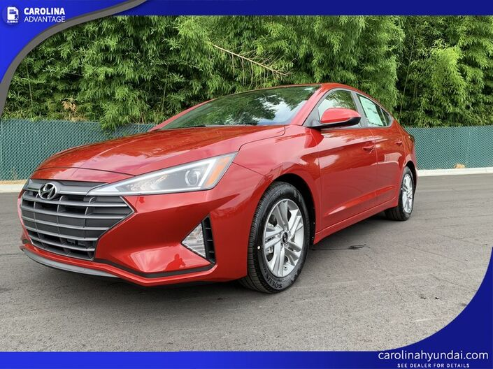2020 Hyundai Elantra Value Edition High Point NC