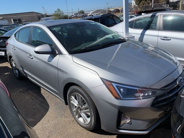 2020 Hyundai Elantra Value Edition National City CA