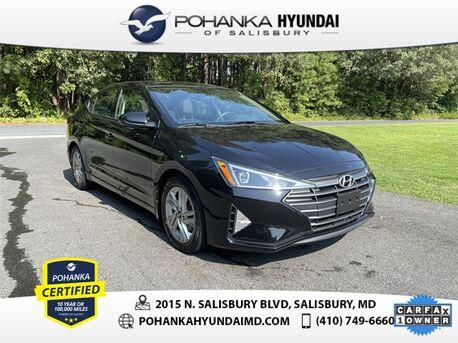 2020_Hyundai_Elantra_Value Edition **ONE OWNER**_ Salisbury MD