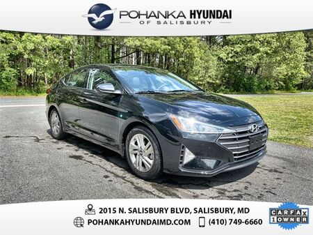 2020_Hyundai_Elantra_Value Edition **ONE OWNER**CERTIFIED**_ Salisbury MD