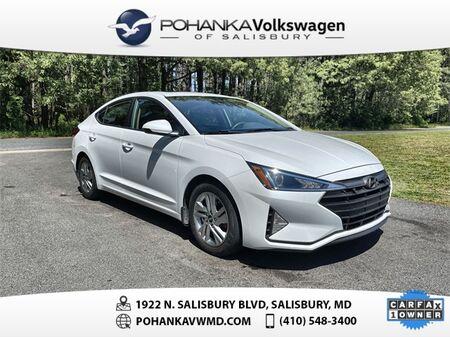 2020_Hyundai_Elantra_Value Edition_ Salisbury MD