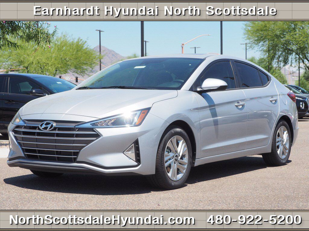 2020 Hyundai Elantra Value Edition Scottsdale AZ