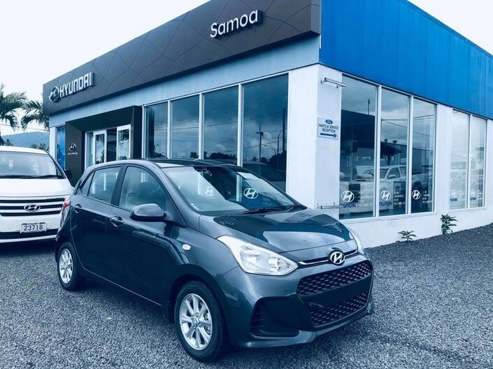 2020 Hyundai GRAND I10 GL 1.2L GASOLINE 2WD Automatic Transmission 1.2L GASOLINE 2WD AT Vaitele