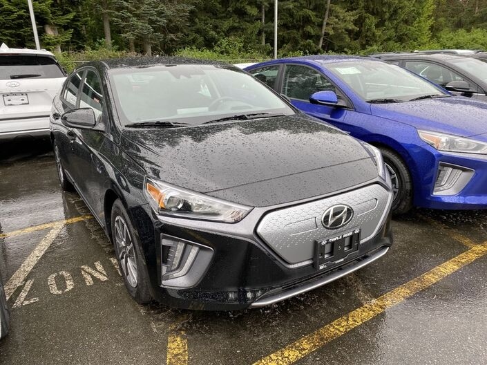 2020 Hyundai IONIQ Electric Preferred Hatchback Kelowna BC