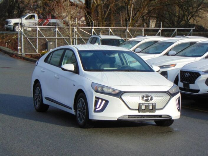 2020 Hyundai IONIQ Electric Preferred Kelowna BC
