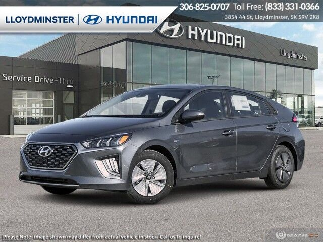 2020 Hyundai IONIQ Hybrid Preferred Lloydminster SK