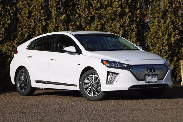 2020 Hyundai Ioniq Electric Limited