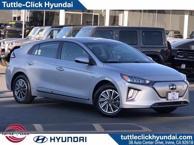 2020 Hyundai Ioniq Electric Limited Irvine CA