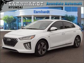 2020_Hyundai_Ioniq Hybrid_4d Hatchback Limited_ Phoenix AZ