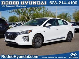 2020_Hyundai_Ioniq Hybrid_4d Hatchback SE_ Phoenix AZ