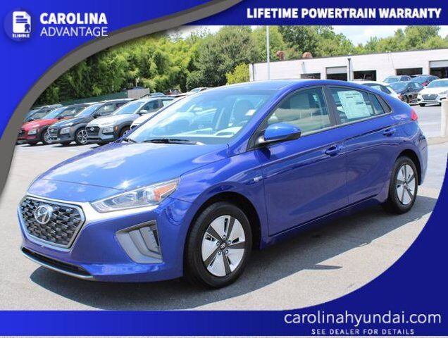 2020 Hyundai Ioniq Hybrid Blue High Point NC