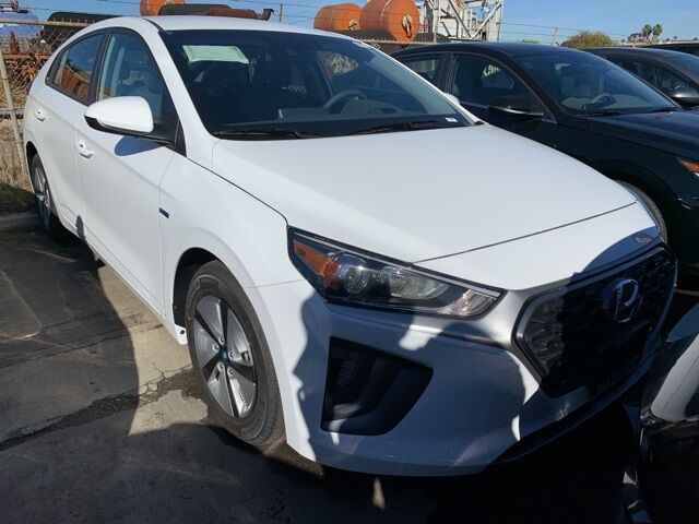 2020 Hyundai Ioniq Hybrid Blue National City CA