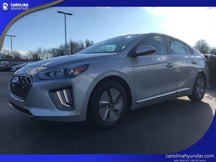 2020 Hyundai Ioniq Hybrid SE High Point NC