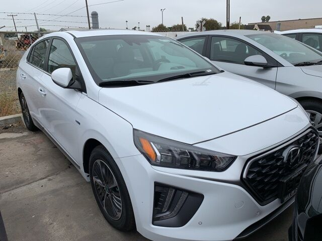 2020 Hyundai Ioniq Plug-In Hybrid Limited National City CA