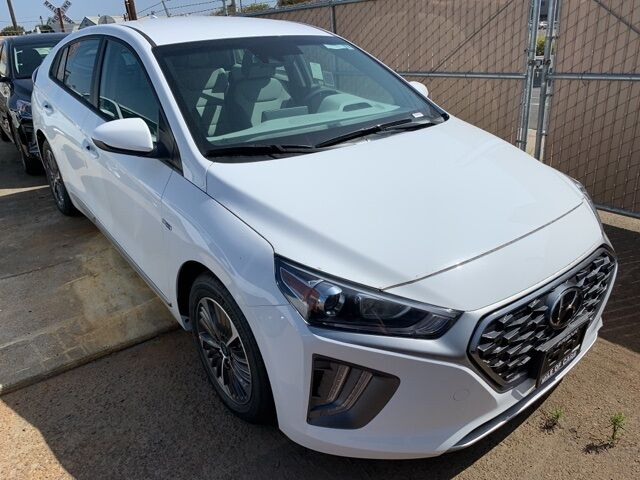 2020 Hyundai Ioniq Plug-In Hybrid SE National City CA