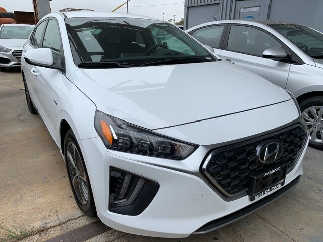 2020 Hyundai Ioniq Plug-In Hybrid SEL National City CA