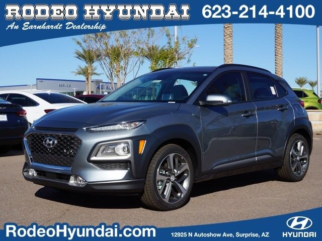 2020 Hyundai Kona 4d SUV FWD Ultimate Surprise AZ