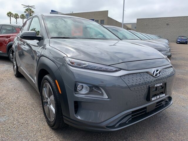 2020 Hyundai Kona EV Ultimate National City CA