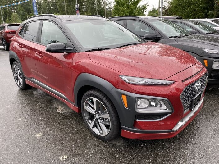 2020 Hyundai Kona Limited Maple Ridge BC