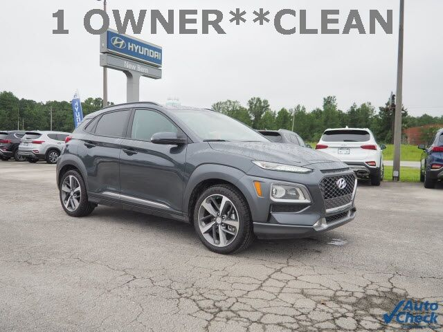 2020 Hyundai Kona Limited New Bern NC