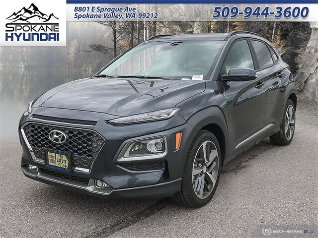 2020 Hyundai Kona Limited Spokane Valley WA