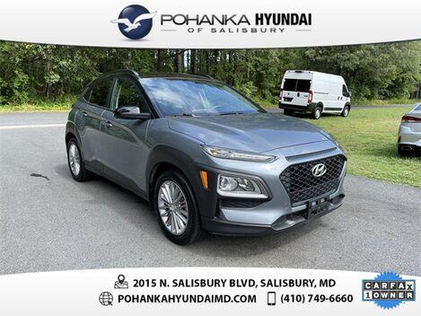 2020_Hyundai_Kona_SEL **ONE OWNER**CERTIFIED**_ Salisbury MD