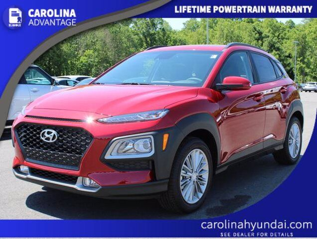 2020 Hyundai Kona SEL Plus High Point NC