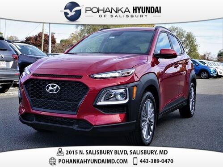 2020_Hyundai_Kona_SEL_ Salisbury MD