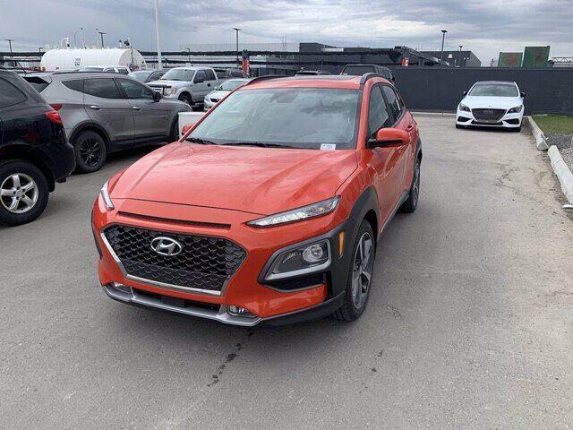 2020 Hyundai Kona ULT Calgary AB
