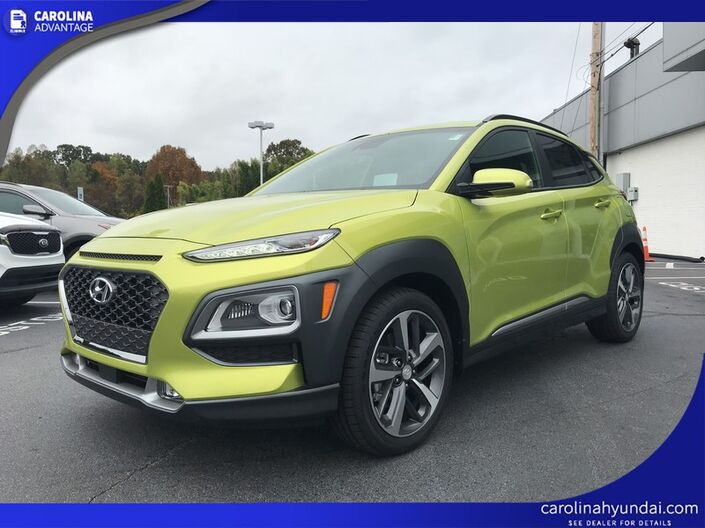 2020 Hyundai Kona Ultimate High Point NC