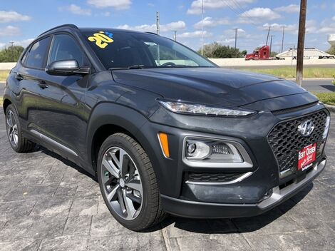 2020_Hyundai_Kona_Ultimate_ McAllen TX
