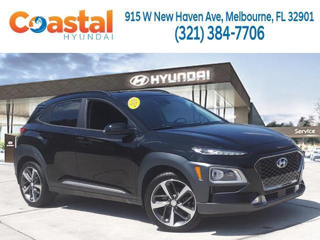 2020 Hyundai Kona Ultimate Melbourne FL