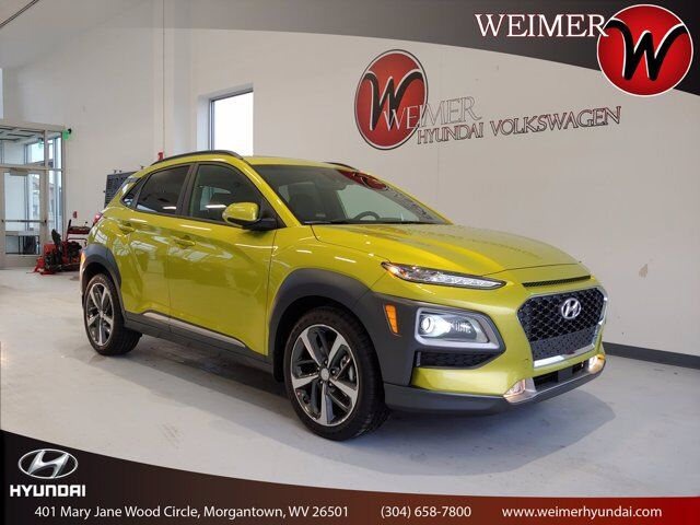 2020 Hyundai Kona Ultimate Morgantown WV