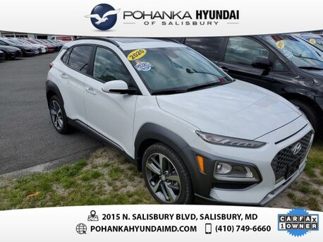 2020_Hyundai_Kona_Ultimate **ONE OWNER**CERTIFIED**_ Salisbury MD
