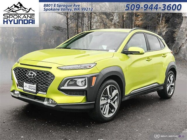 2020 Hyundai Kona Ultimate Spokane Valley WA