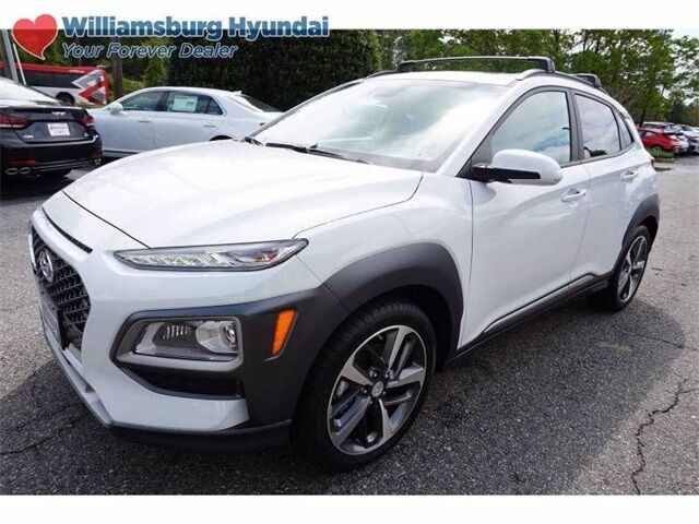 2020 Hyundai Kona Ultimate Williamsburg VA