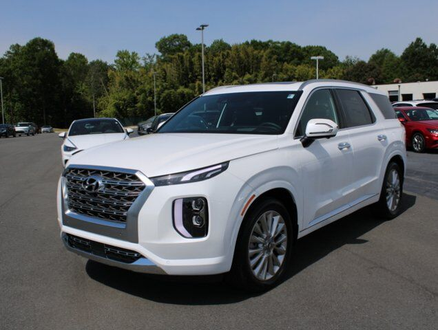 2020 Hyundai Palisade Limited High Point NC