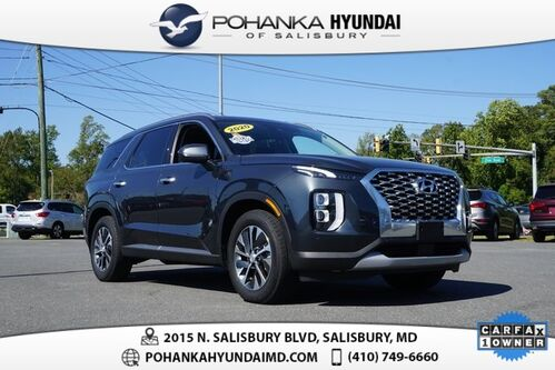 2020_Hyundai_Palisade_SEL **ONE OWNER**RARE TRADE**_ Salisbury MD