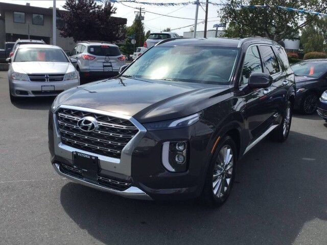 2020 Hyundai Palisade Ultimate w/Color Pack Victoria BC