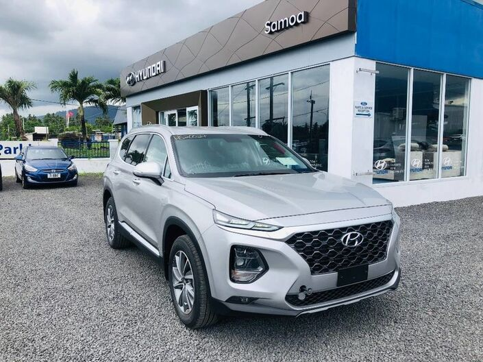 2020 Hyundai SANTA FE TM 7 SEATER 2.2L TURBO DIESEL 4WD 8-SPEED AUTOMATIC TRANSMISSION  Vaitele