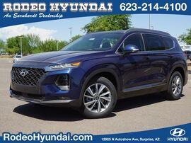 2020_Hyundai_Santa Fe_4d SUV FWD Limited 2.4L_ Phoenix AZ