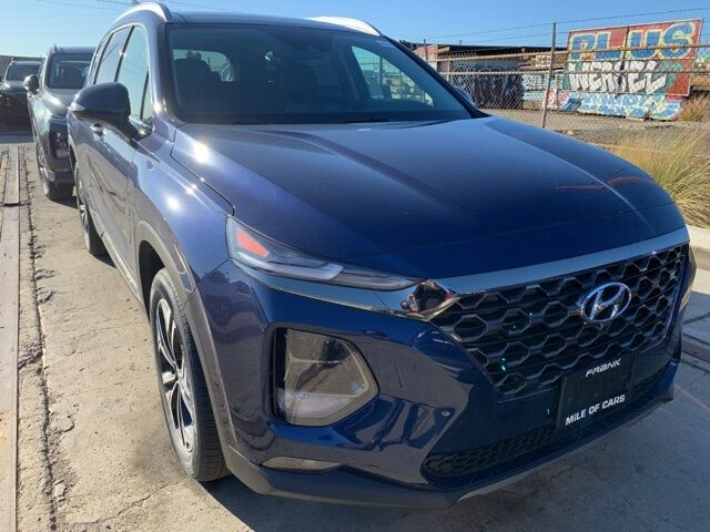 2020 Hyundai Santa Fe Limited 2.0T National City CA