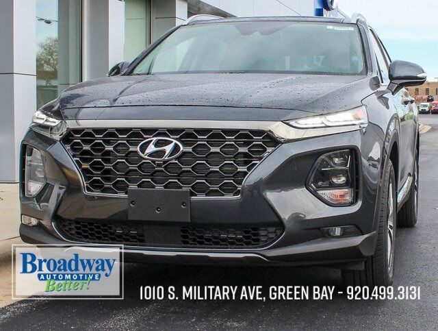 2020 Hyundai Santa Fe Limited 2.4 Green Bay WI