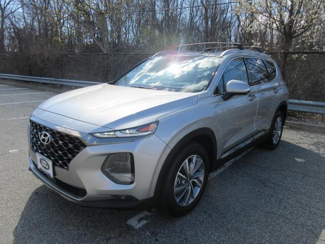 2020 Hyundai Santa Fe Limited 2.4 Warwick RI